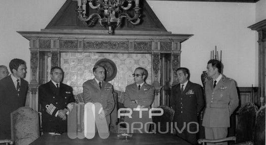 A Junta de Salvação Nacional