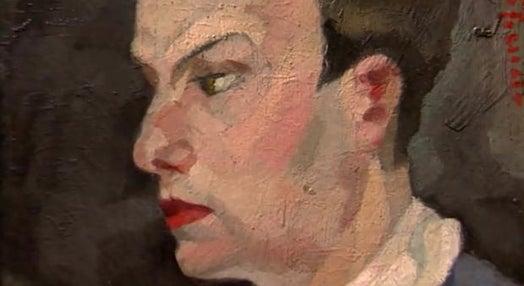 Mário Eloy, um Pintor em Fuga