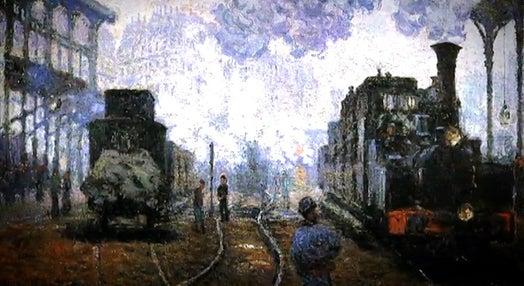 Os Comboios e as Artes