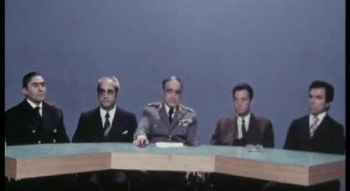 Proclamação da Junta de Salvação Nacional