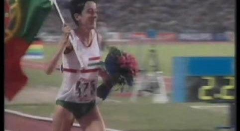Rosa Mota: Vida de Maratonas