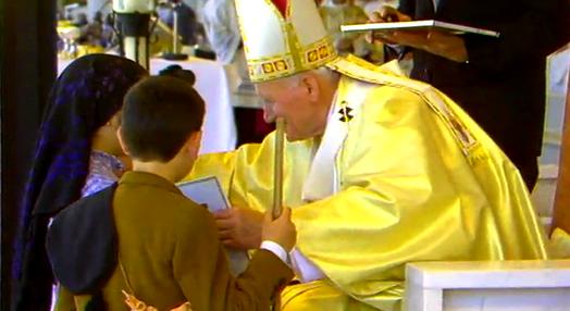 Segunda Visita de João Paulo II a Fátima