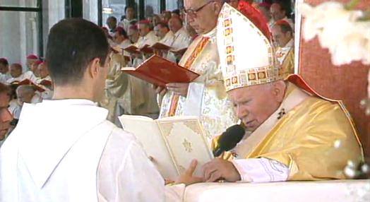 Terceira Visita de João Paulo II a Portugal
