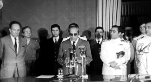 Tomada de Posse de Costa Gomes como Presidente da República