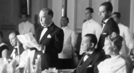 Viagem Presidencial ao Brasil – III Parte