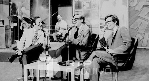"Vitorino Nemésio no Programa ""Curto Circuito"""