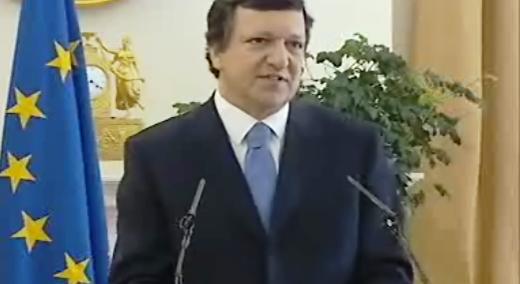 Durão Barroso Anuncia Candidatura à Comissão Europeia