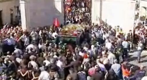 Funeral de Álvaro Cunhal