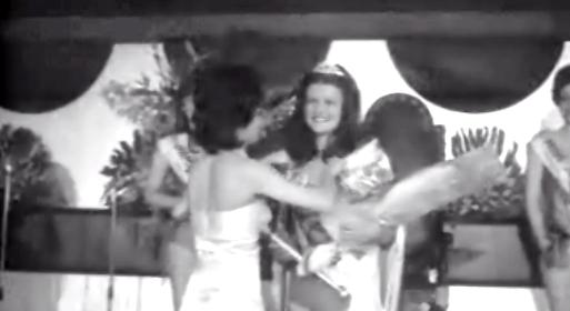 Concurso Miss Madeira 74