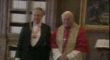 Mário Soares no Vaticano