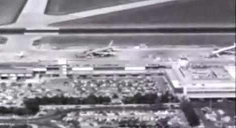 Poluição no Aeroporto da Portela