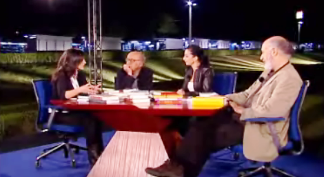 Dalila Rodrigues, Nuno Nabais e Jorge Silva Melo
