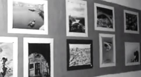 Exposição internacional de fotografia no Porto