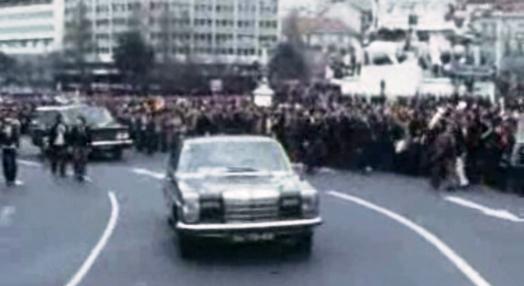 Funeral de Francisco Sá Carneiro