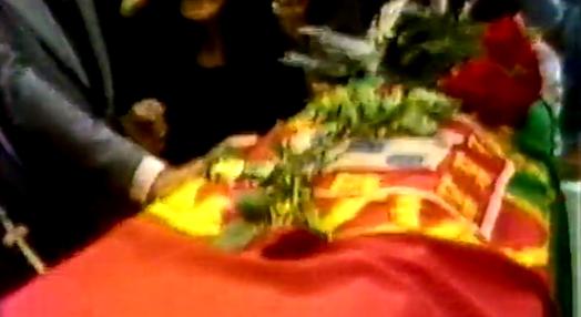 Funeral de Marcelo Caetano
