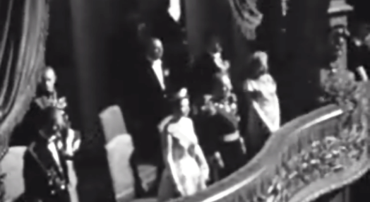 Visita de Sua Majestade a Rainha Isabel II – Parte II