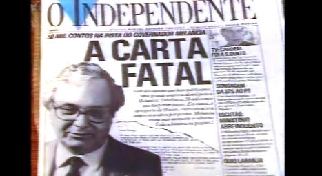 Acusações de corrupção a Carlos Melancia