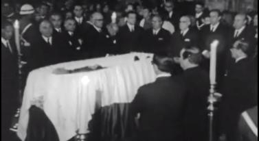 Cerimónia fúnebre António de Oliveira Salazar – I Parte