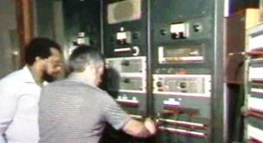 1ª Transmissão directa da RTP para todo o território