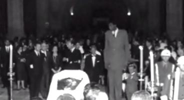 Cerimónia fúnebre António de Oliveira Salazar – III Parte