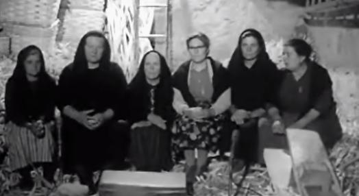 Cantos religiosos em Alcongosta