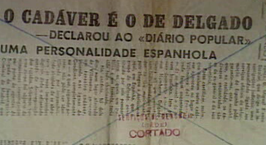 1965 – Morte de Humberto Delgado