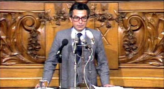 Discurso de Sá Carneiro no debate do Programa do VI Governo Constitucional