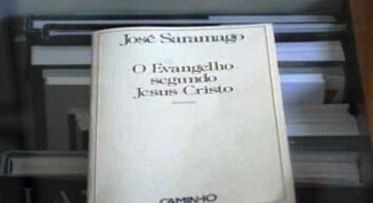 """Edição de """"O Evangelho Segundo Jesus Cristo"""""""