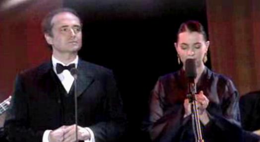 Gala de abertura da Expo 98