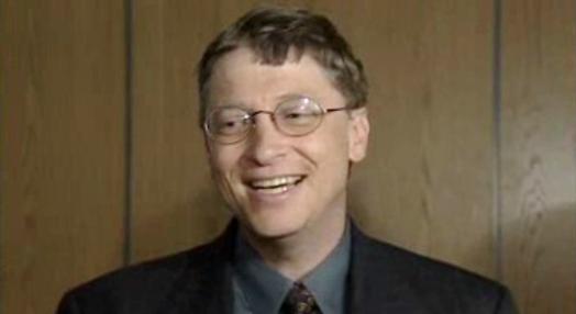 Bill Gates em Lisboa