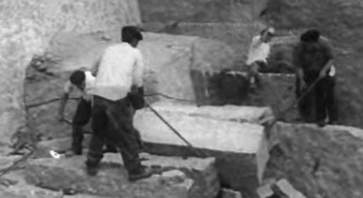 Canto de Trabalho na Pedreira