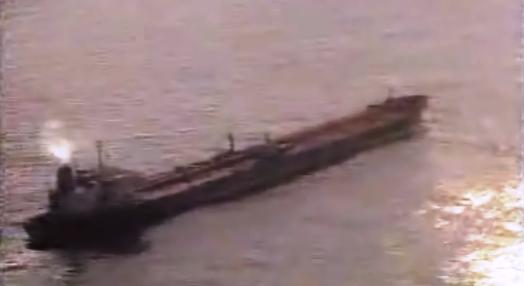 Marinha Portuguesa supervisiona rota de petroleiro acidentado