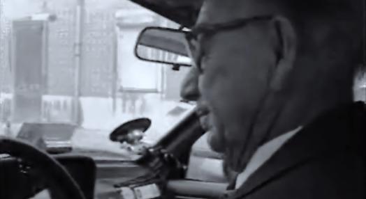 O mais velho taxista de Lisboa
