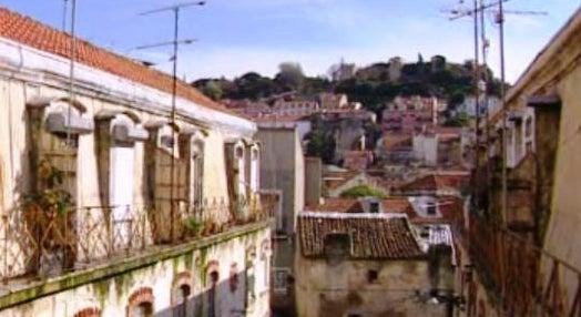 Pátios e Vilas em Lisboa – Parte I