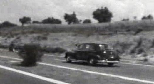 Inauguração da Autoestrada Lisboa-Vila Franca de Xira