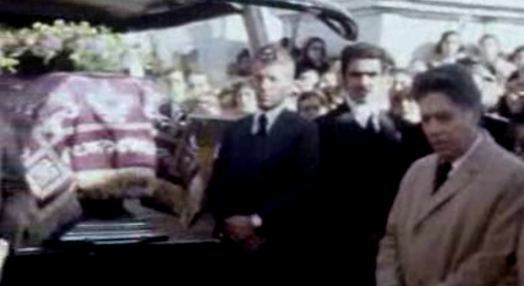 Funeral de Snu Abecassis