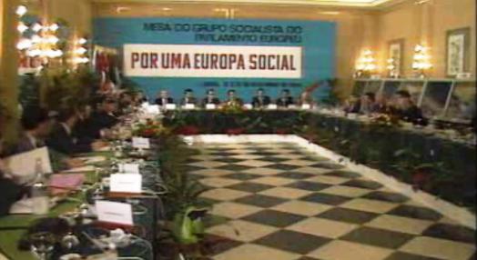 Debate do grupo socialista do Parlamento Europeu