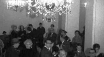 Abertura da temporada de ópera e exposição no Teatro da Trindade