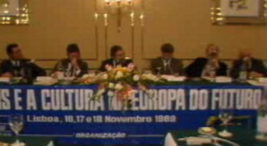 Congresso sobre a dimensão cultural da Europa