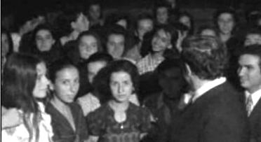 Soares de Albergaria visita acampamento em Caparide