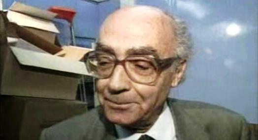 Prémio Nobel da Literatura para José Saramago