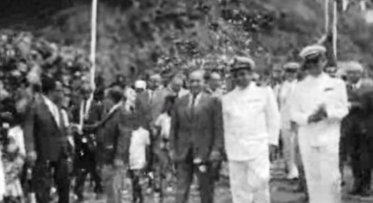Cecílio de Gonçalves visita sul da ilha de São Tomé