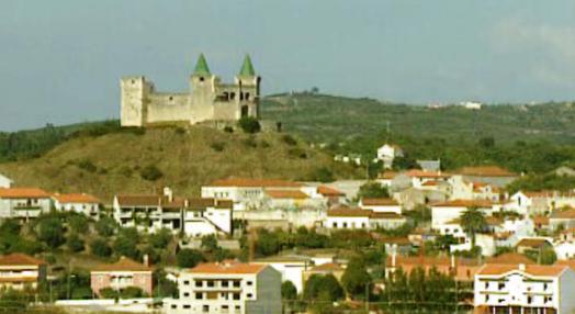 À Janela de um Castelo