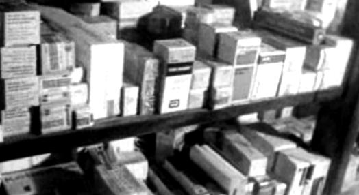 Produção e comercialização de medicamentos