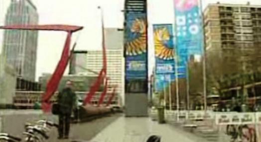Abertura  oficial da Roterdão 2001 Capital Europeia da Cultura