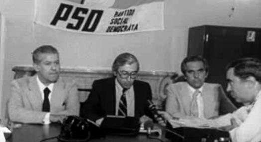Reunião da Aliança Democrática