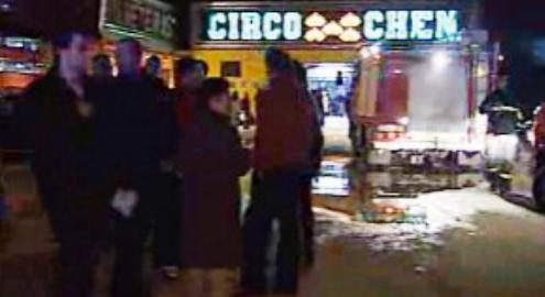 Acidente no Circo Chen