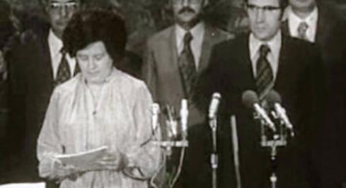 Documentário sobre Maria de Lourdes Pintasilgo