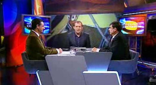 Antes Pelo Contrário: Carlos Rabaçal e Garcia Pereira