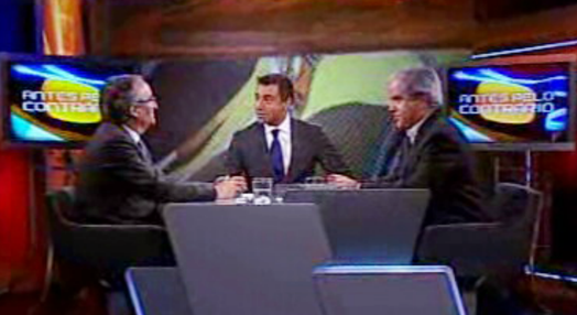 Antes Pelo Contrário: José Manuel Pureza e Bagão Félix